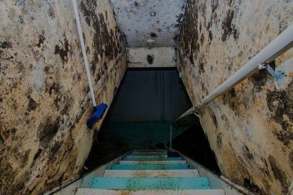 Fault Cellar Tanking